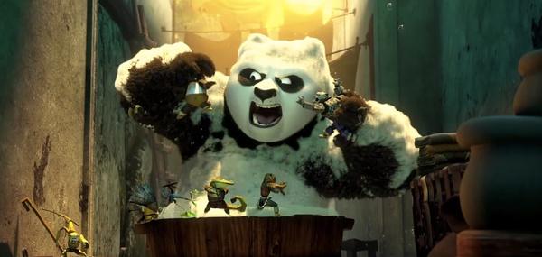 欧美电影有番��d%_正版欧美高清电影dvd动画碟片功夫熊猫3极速蜗牛盒装2d9阿宝正传3