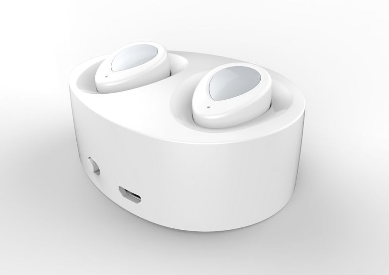 k2 tws无线双耳蓝牙耳机带充电仓 迷你微型对耳运动入耳塞式新款 立体