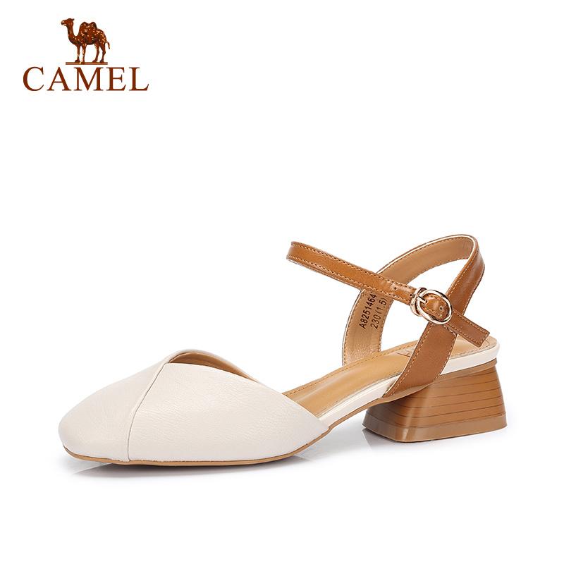 骆驼 女鞋
