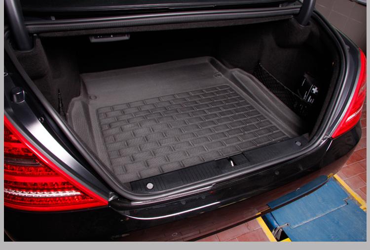 汽车后备箱垫