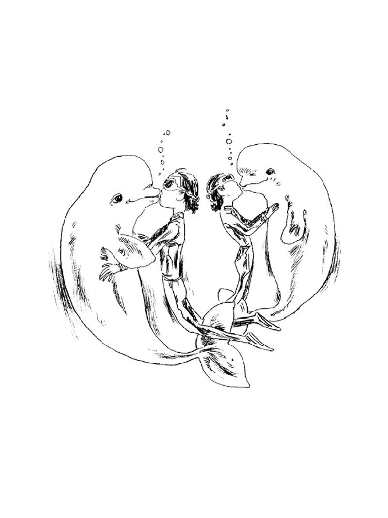 回头的兔子简笔画步骤图解