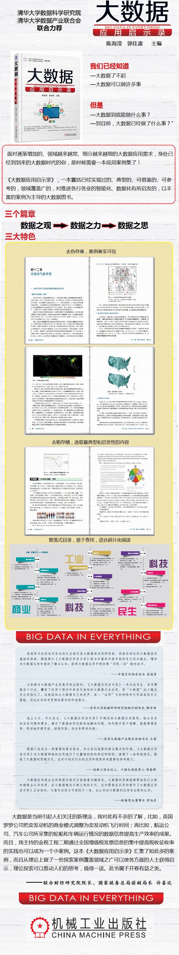 大数据应用启示录 PDF下载